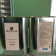 Macellum Extra Virgin Olive Oil (3l)