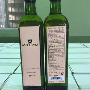 Macellum Extra Virgin Olive Oil (750ml)